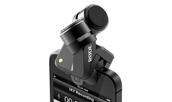 Rode iXY iOS Stereo Lighting Mikrofon