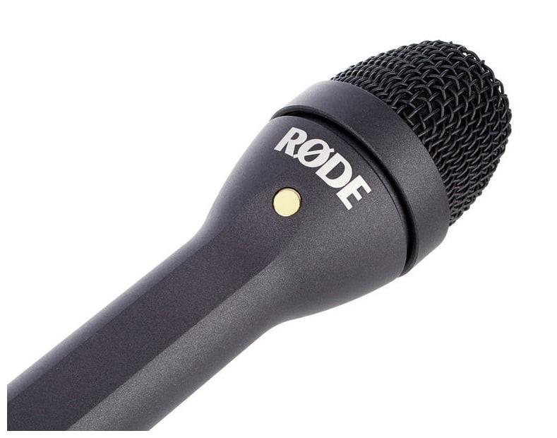 Rode Reporter Profesyonel Röportaj Mikrofon