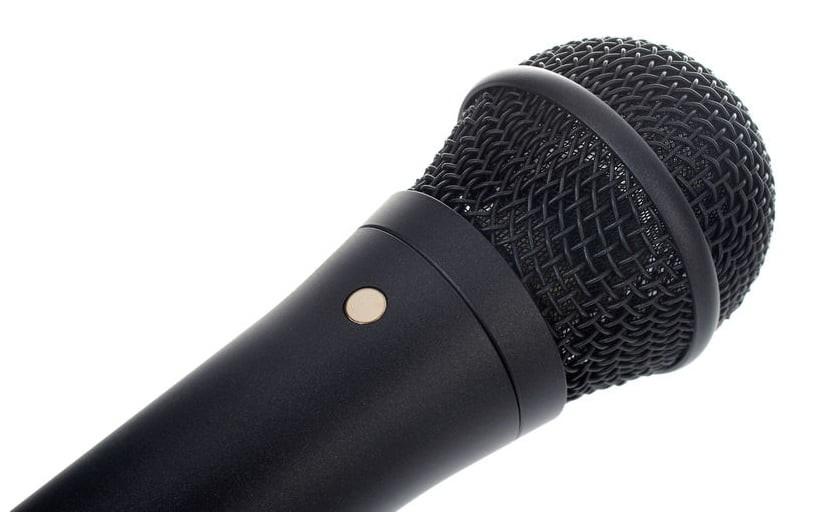 Rode S1 Black Kondansatör Performans Mikrofon