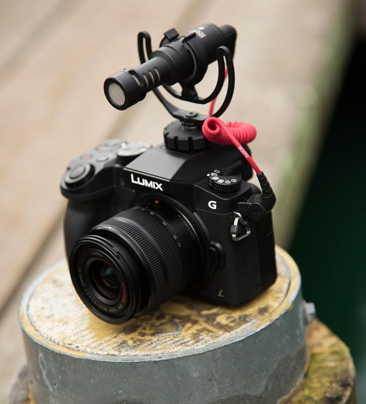 Rode Video Micro Kamera Mikrofonu