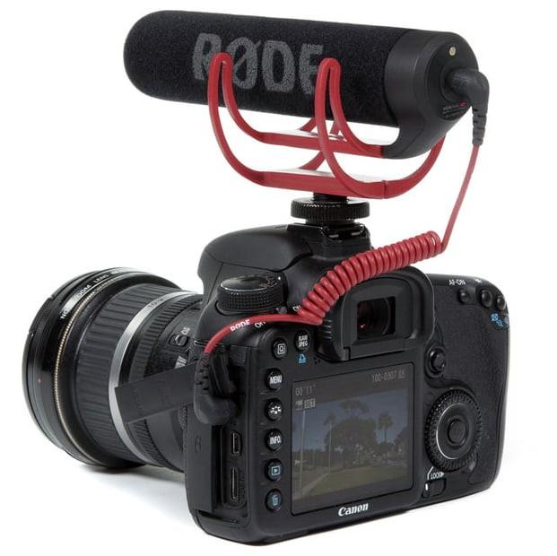 Rode VideoMic GO Kamera Mikrofonu
