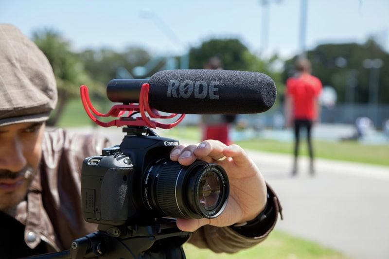 Rode VideoMic Shotgun Mikrofonu (Rycote)