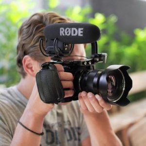 Rode VideoMic Pro Video Mikrofon (Rycote)