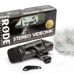 RODE VideoMic Stereo Shotgun Video Mikrofon