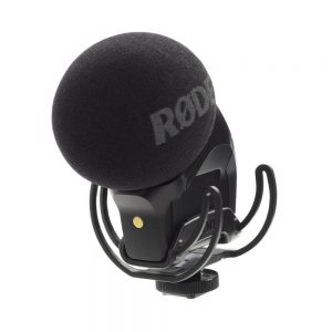 Rode VideoMic Stereo Pro Video Mikrofon (Rycote)