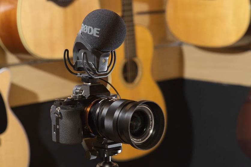 Rode VideoMic Stereo Pro Video Mikrofon (Rycote)