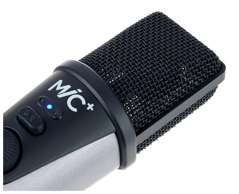 Apogee MiC+ Taşınabilir Mikrofon