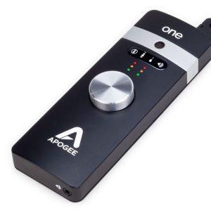 Apogee ONE iOS & Mac USB Ses Kartı Mikrofon