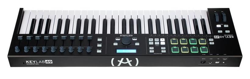 Arturia Keylab 49 Essential Black Klavye/Kontroller