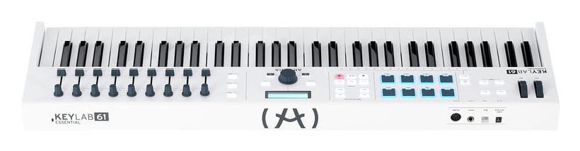 Arturia Keylab 61 Essential Klavye/Kontroller