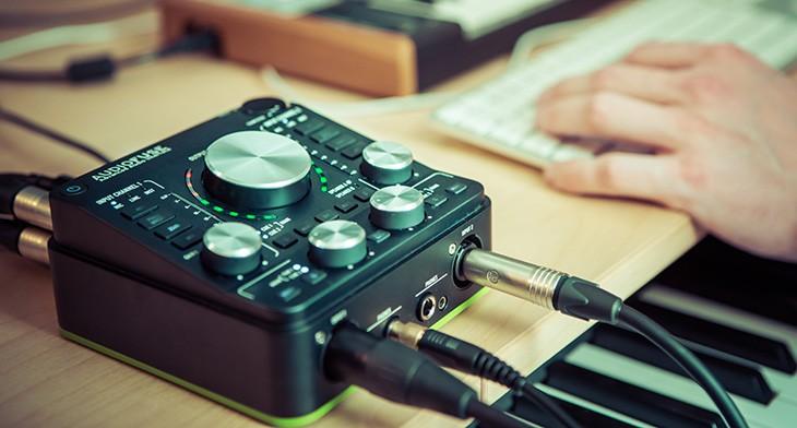 Arturia AudioFuse Profesyonel Ses Kartı (Black)