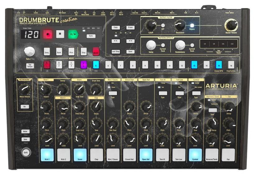 Arturia DrumBrute Creation Edition