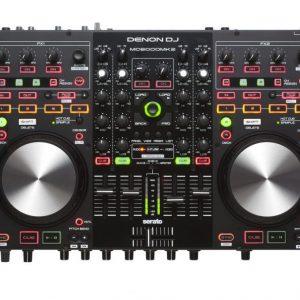Denon MC6000 MKII DJ Controller Mixer