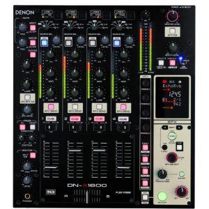 Denon DN-X 1600 DJ Mixer