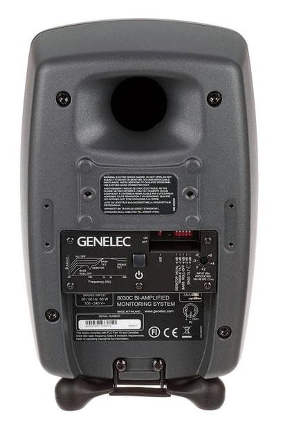 Genelec 8030C Monitör Hoparlör (Çift)