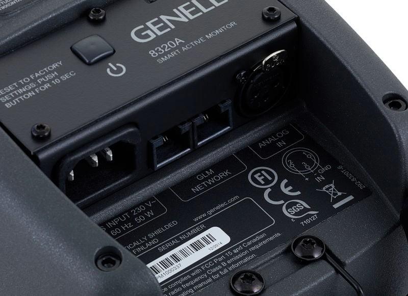 Genelec 8320A Monitör Hoparlör (Çift)