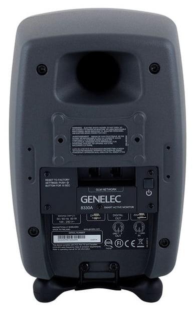 Genelec 8330A Monitör Hoparlör (Çift)