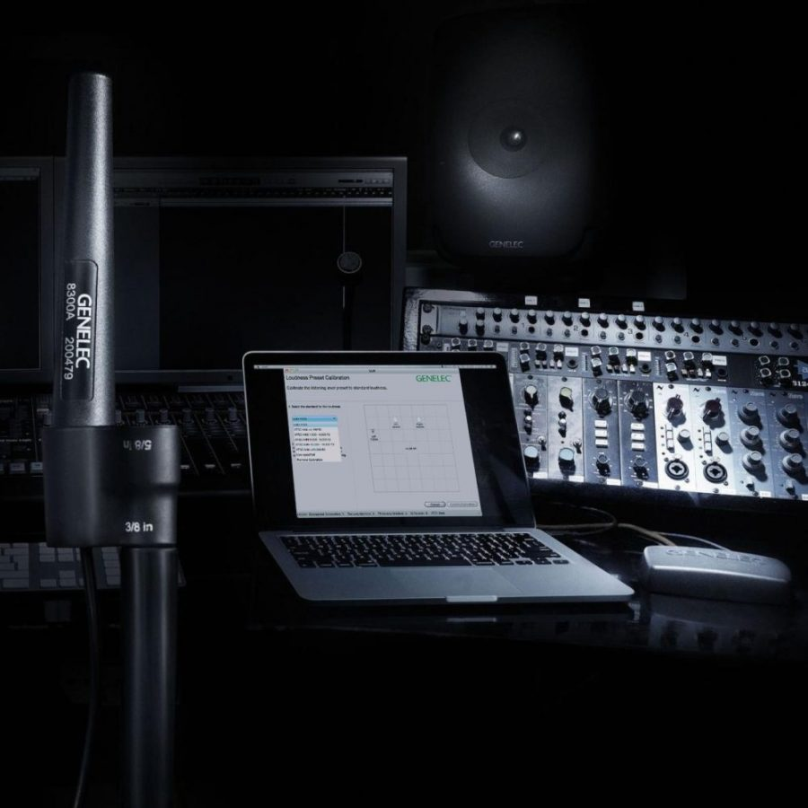 Genelec GLM Akustik Kalibrasyon Kiti V3.0