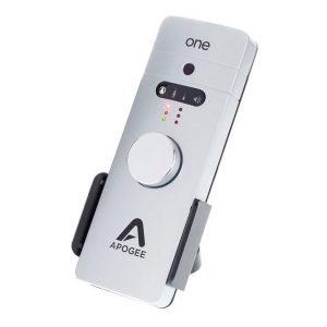 Apogee ONE Mac & PC USB Ses Kartı Mikrofon (Silver)