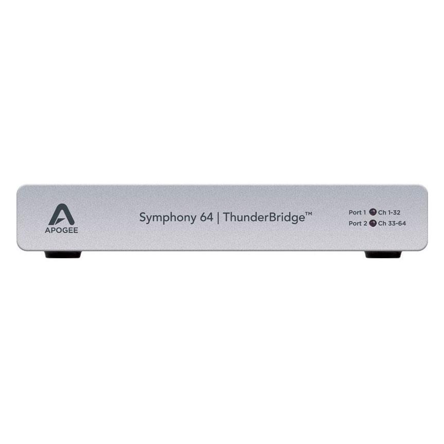 Apogee Symphony 64 Thunderbolt