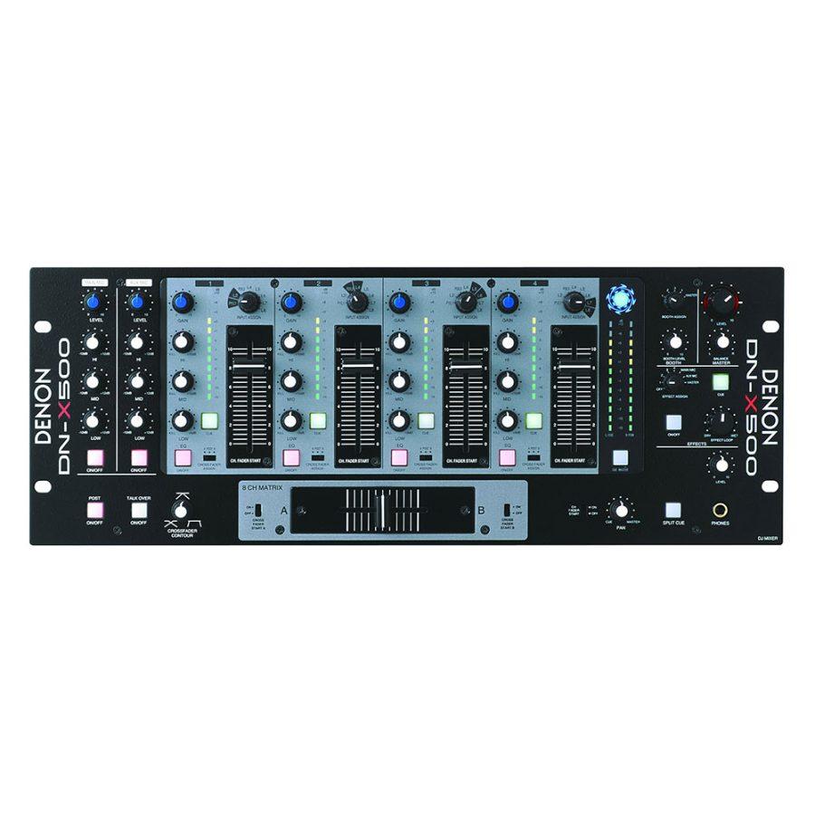 Denon DN-X 500 DJ Mixer