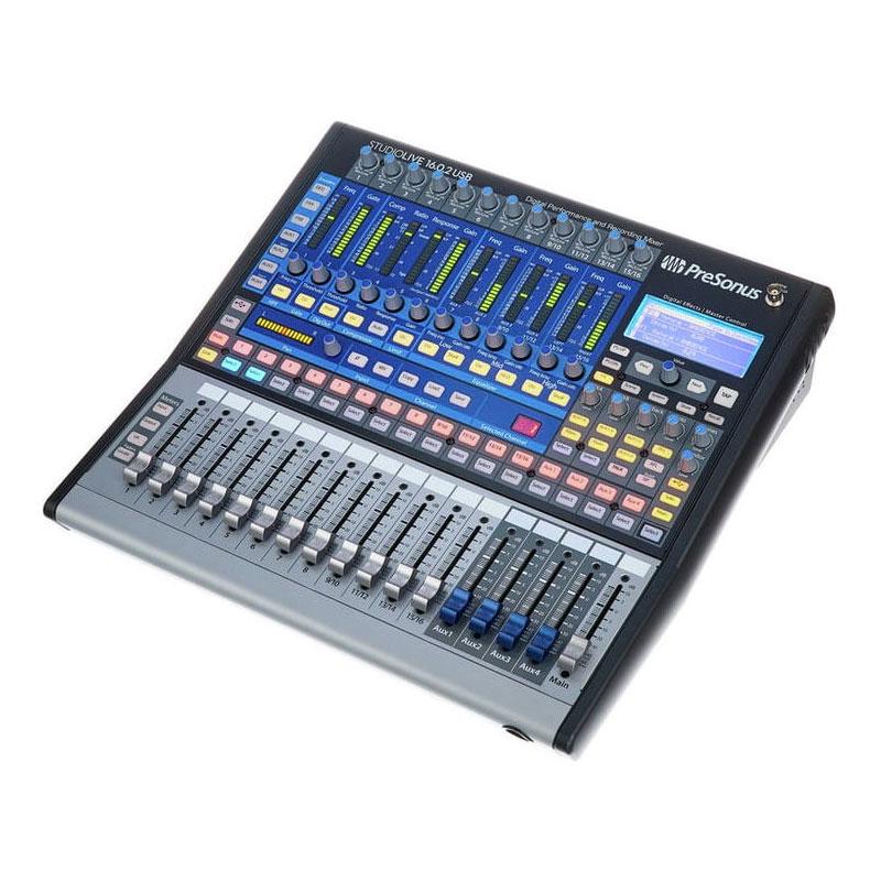 Presonus StudioLive 16.0.2 USB DJ Mixer