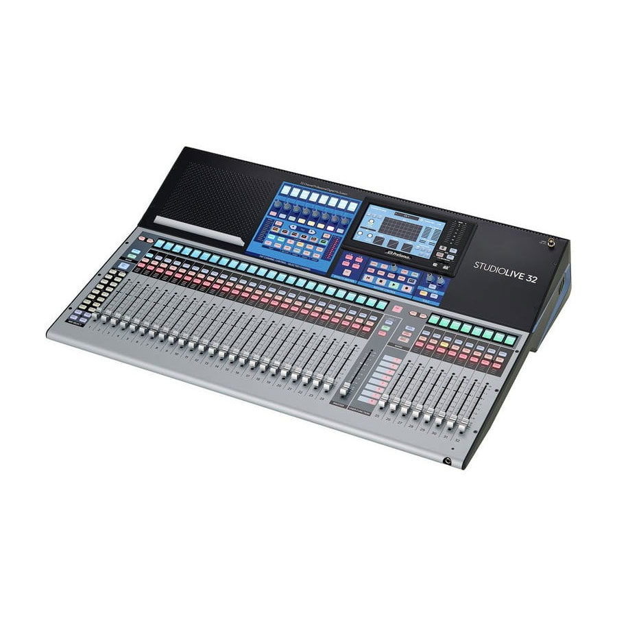 Presonus StudioLive 32.4.2 AI DJ Mixer