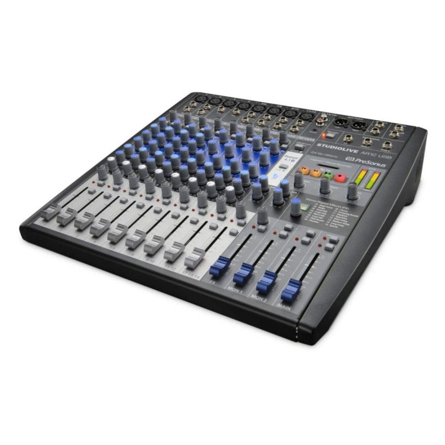 Presonus StudioLive AR 12 USB DJ Mixer