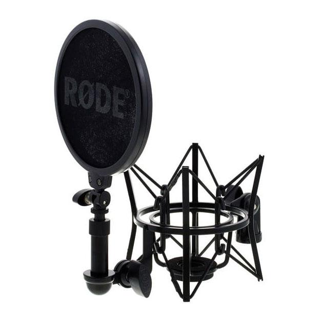 Rode SM6 Shockmount + PopFiltre