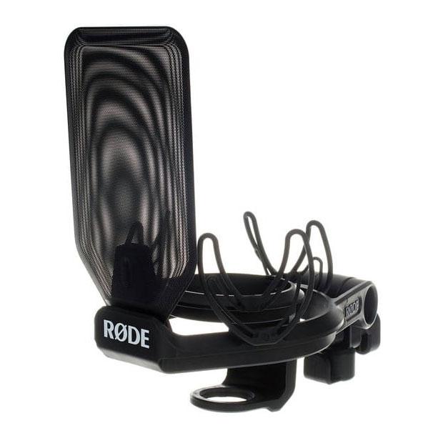 Rode SMR Shockmount + PopFiltre
