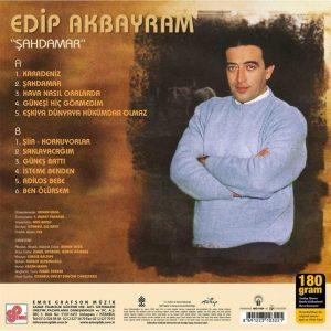 Edip Akbayram Şahdamar - Plak2