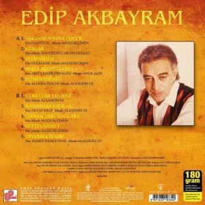 Edip Akbayram Türküler Yanmaz - Plak-2