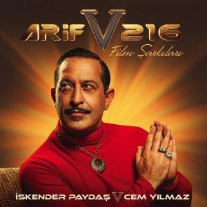 Arif V 216 Film Müzikleri - Plak