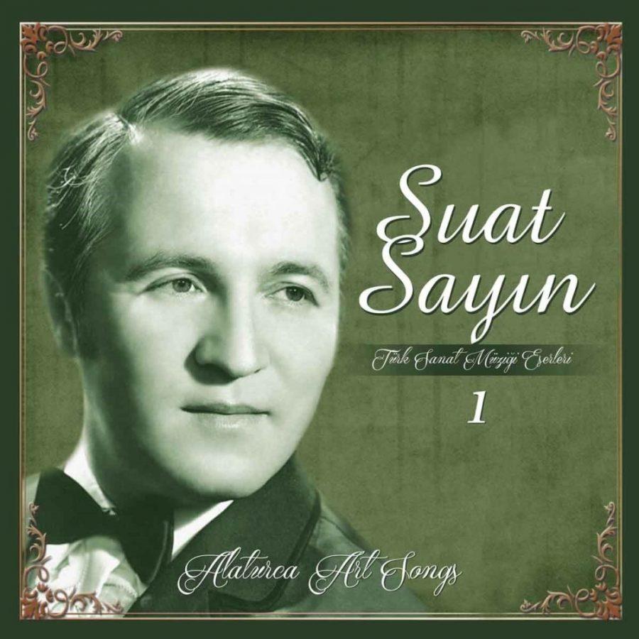Suat Sayın Türk Sanat Müziği Eserleri 1 - Plak