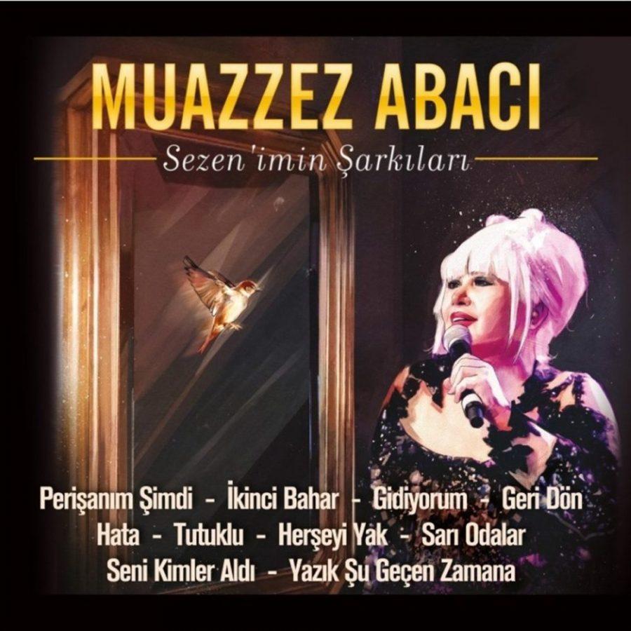 Muazzez Abacı Sezen'imin Şarkıları - Plak