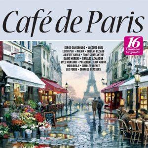 Cafe De Paris - Plak
