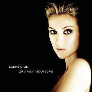 Celine Dion Let's Talk About Love - Plak