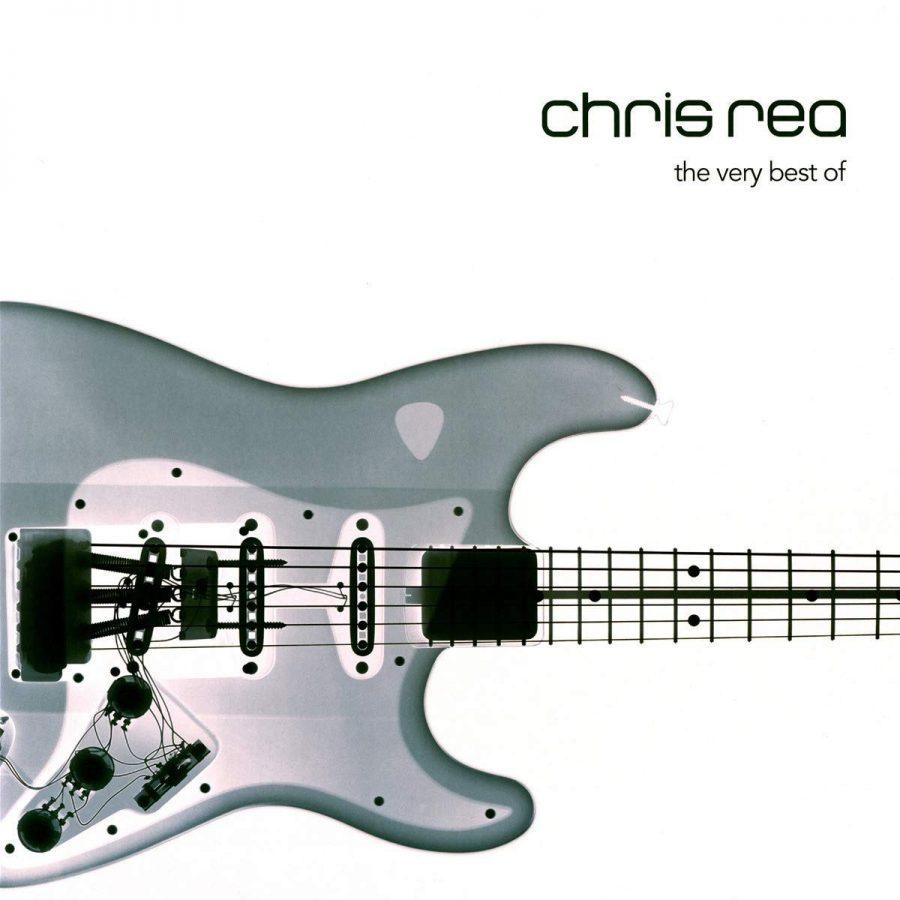 Chris Rea The Very Best of Chris Rea - Plak