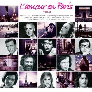 L'amour en Paris Paris'te Aşk Vol.2 - Plak