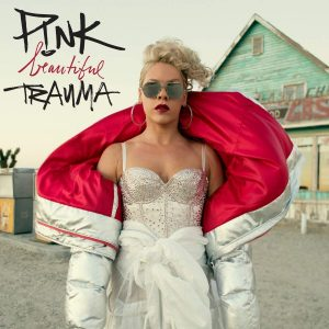 Pink Beautiful Trauma - Plak