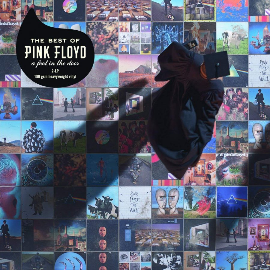 Pink Floyd The Best Of Pink Floyd A Foot In The Door - Plak