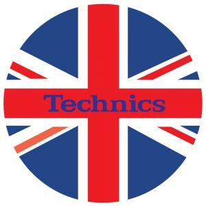 Technics UK Doppelpack Slipmats