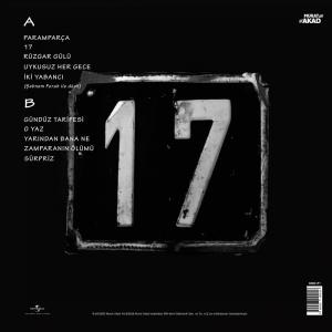 Teoman 17 - Plak