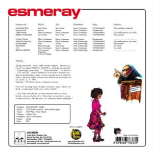 Esmeray Yayınlanamaz - Plak