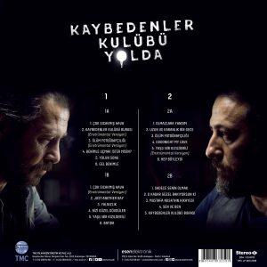 Kaybedenler Kulübü Yolda Orijinal Film Müzikleri - Plak