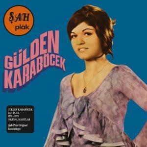Gülden Karaböcek 1971 - 1973 Orijinal Kayıtları - Plak
