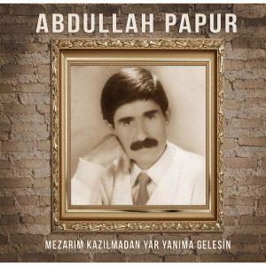Abdullah Papur Mezarım Kazılmadan Yar Yanıma Gelesin - Plak