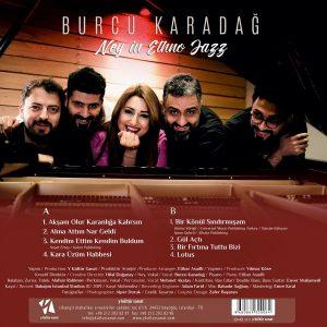 Burcu Karadağ Ney In Ethno Jazz - Plak