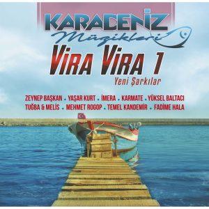 Karadeniz Müzikleri Vira Vira 1 - Plak