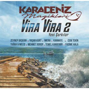 Karadeniz Müzikleri Vira Vira 2 - Plak